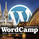 Wordcamp Köln 2011