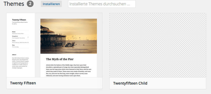 Childtheme-ohne Screenshot